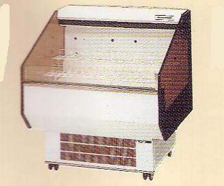 ひな段 冷蔵ケース