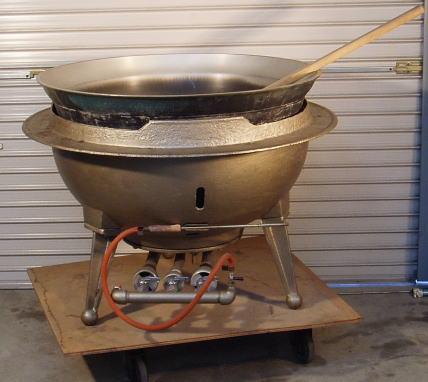 イベント鍋