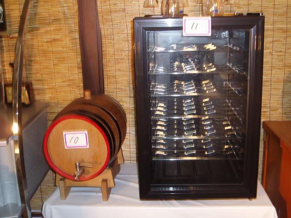 ワインセラー・樽